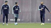 FC Barcelona destacó los golazos de sus estrellas en los entrenamientos de noviembre