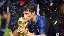 Ni Messi, ni Suárez y tampoco Hazard: Pavard aseguró que su rival más difícil es un ex Audax Italiano