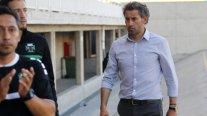 Deportes Temuco anunció la salida de su técnico Miguel Ponce