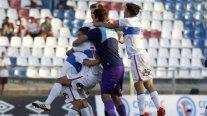 Universidad Católica avanzó a la final de la Copa UC sub 17 tras vencer en penales a Ecuador