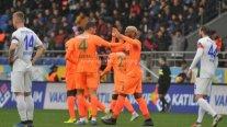 Junior Fernandes anotó un gol y falló un penal en un nuevo empate de Alanyaspor