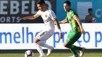 Juan Delgado vio acción en la cuarta derrota consecutiva de Tondela en Portugal
