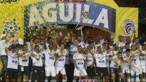 Junior aguantó en Medellín y ganó su octavo título de la liga colombiana