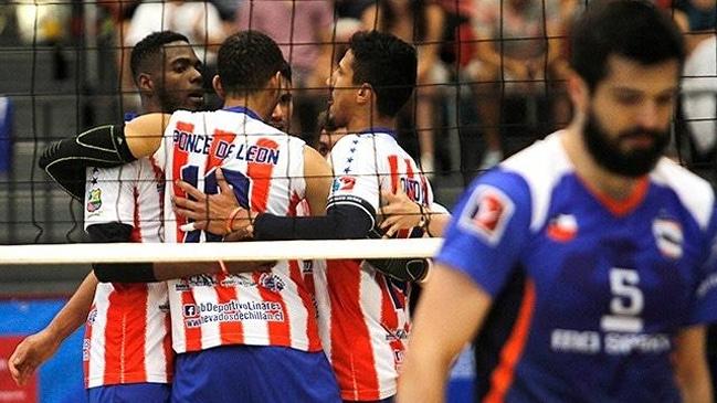 Linares se tomó revancha contra Thomas Morus y conquistó la Liga Masculina de Voleibol