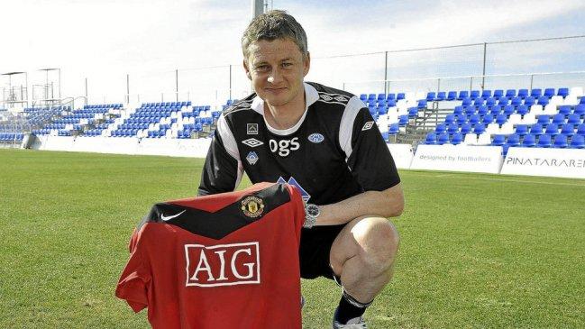 Ole Gunnar Solskjaer es el nuevo técnico de Alexis en Manchester United