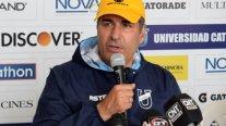 DT de la UC ecuatoriana: Sabemos que Colo Colo pasa por un momento difícil