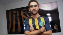 Zaguero de Rosario Central: La UC es un equipo duro en un grupo complicado