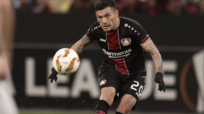 Charles Aránguiz tendrá nuevo entrenador en Bayer Leverkusen