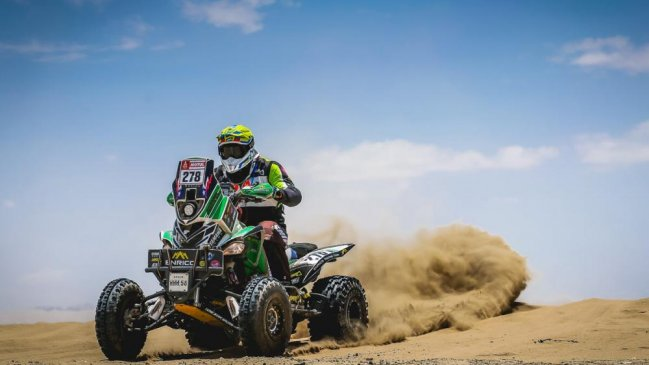 Resultado de imagen para giovanni Enrico Dakar