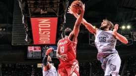 James Harden destrozó a Memphis Grizzlies con 57 puntos y Houston Rockets volvió al triunfo