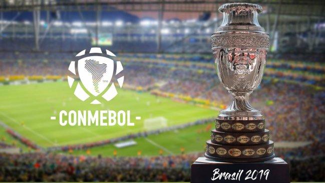 Definido el formato del sorteo de la Copa América 2019
