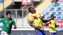 La quinta jornada del Sudamericano Sub 20 que se juega en Chile
