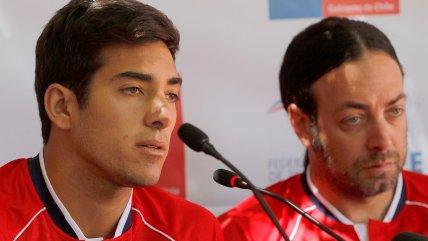 Christian Garín: Jugar por Chile siempre es una motivación muy grande