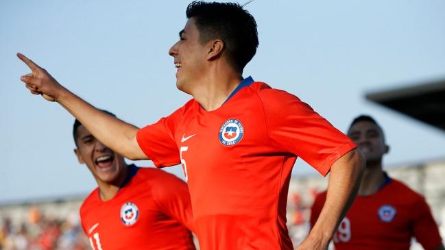 La Roja se juega la clasificación a la segunda ronda del Sudamericano sub 20 ante Brasil