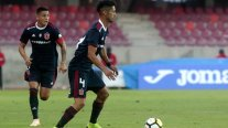 Universidad de Chile enfrenta a Universitario de Lima pensando en la Copa Libertadores