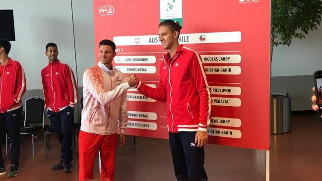 Nicolás Jarry Abrirá La Serie De Copa Davis Entre Austria Y Chile