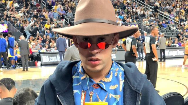 Bad Bunny participará en el Juego de las Estrellas de la NBA