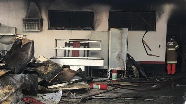10 personas murieron durante un incendio en la ciudad deportiva del Flamengo