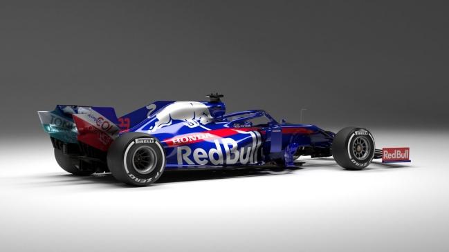 b63f22789 Foto  Toro Rosso Toro Rosso presentó su nuevo prototipo para el Mundial de Fórmula  1 2019