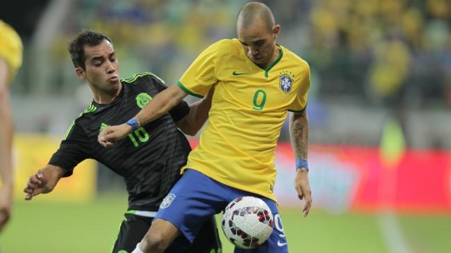 Gremio se refuerza pensando en Copa Libertadores y sumó a ex seleccionado brasileño