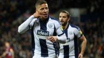 """Jugador de West Bromwich fue acusado de """"engaño exitoso"""" por la Federación Inglesa"""