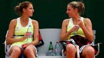 La curiosa situación de las hermanas Pliskova en el WTA de Qatar
