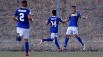 Barnechea se impuso sobre Unión San Felipe en el inicio del Campeonato de la Primera B