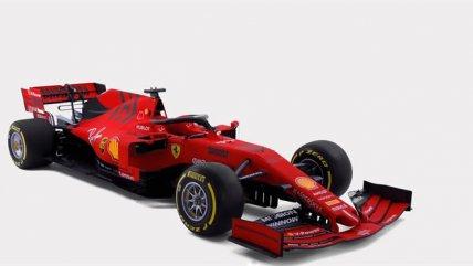 Así es el SF90, el nuevo bólido de Ferrari
