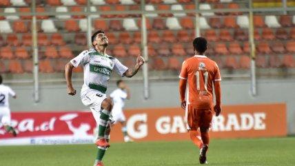 Cobreloa y Temuco protagonizaron un entretenido empate en Calama