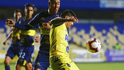 """U. de Concepción y Everton """"firmaron tablas"""" y postergaron su primera victoria en el campeonato"""