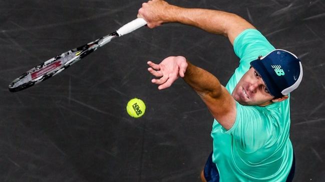 John Isner y su saque dejaron su huella — ATP New York