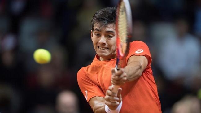 Nicolás Jarry y Christian Garín definen su paso a la segunda ronda del ATP de Río de Janeiro