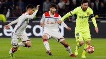 Los duelos de ida en octavos de final de la Liga de Campeones