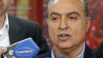 Jorge Uauy: Palestino inscribió sus jugadores a tiempo, el problema es de la ANFP