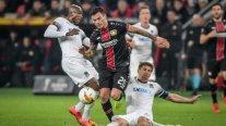Charles Aránguiz anotó en la eliminación de Bayer Leverkusen de la Europa League ante Krasnodar