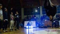 """Exponente chileno de breakdance """"Matifly"""": Nos consideramos gimnastas y bailarines"""