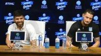 El troleo que sufrió Gabriel Arias en la previa al clásico entre Racing e Independiente