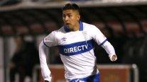 Jeisson Vargas tiene pocas opciones de jugar ante Deportes Iquique por molestias físicas