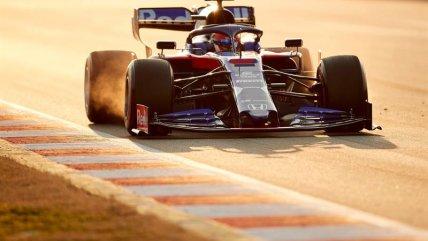 Primera semana de prácticas en la Fórmula 1 dejó a la escudería Renault con el mejor tiempo
