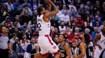 Toronto Raptors derrotó a San Antonio Spurs en vibrante duelo de la NBA
