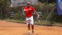 Alejandro Tabilo avanzó a la final del torneo de Aktobe en Kazajistán