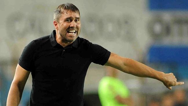 Racing con Gabriel Arias fue eliminado por Corinthians — Copa Sudamericana