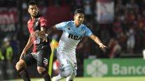 Racing mantuvo la cima de la Superliga con postrero empate frente a Colón