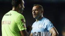 Marcelo Díaz es duda para el duelo ante Belgrano por una sobrecarga muscular