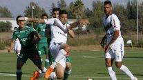 Santiago Morning igualó ante Deportes Temuco y puso en riesgo el liderato en la Primera B