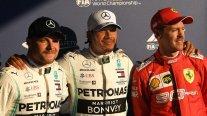 Hamilton y Bottas fueron los más rápidos en la clasificación del Gran Premio de Australia