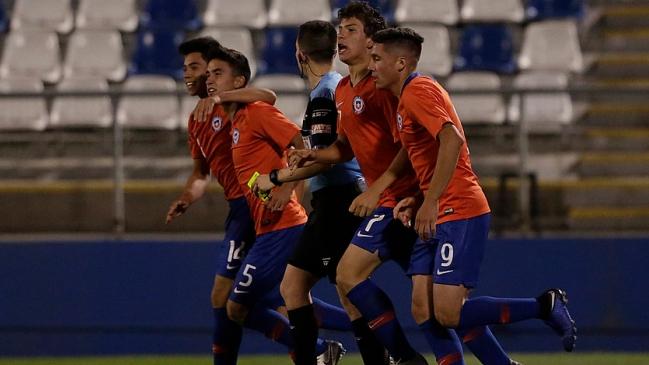 Perú debuta ante Chile en el Sudamericano Sub 17