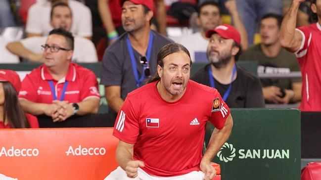 Chile ya tiene fechas para el Grupo Mundial de Copa Davis