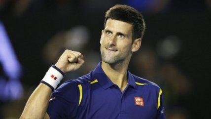 Djokovic se dedica a marcar golazos mientras espera su debut en el Masters de Miami