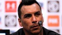 Esteban Paredes: No me siento para nada titular en Colo Colo